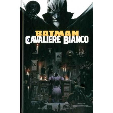 Batman: Cavaliere Bianco (DC Black Label Deluxe)
