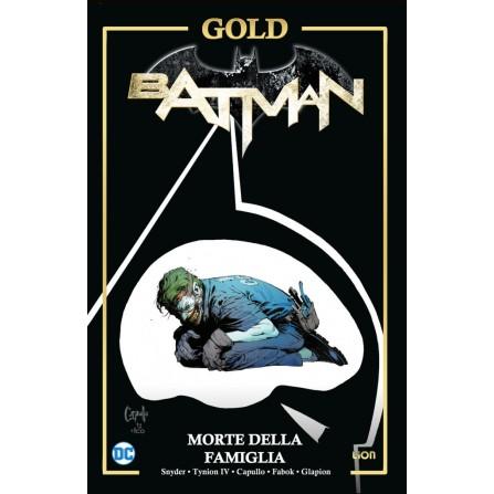 Batman - Morte della Famiglia (DC Gold)